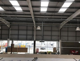 Fused Electrical | Commercial and Domestic Electrician Cheshire | Office